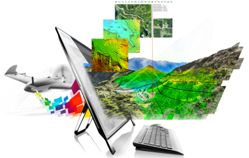 Spectrum Drone Services UK Aerial Surveys Mapping And Photogrammetry