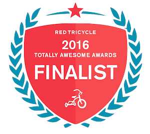 Red Tricycle Finalist Totally Awesome Award