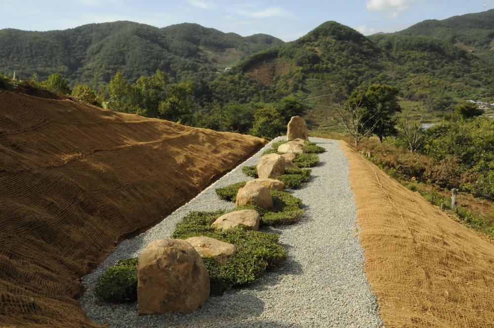 Christopher Drury -Jiri Mountain Tea Line
