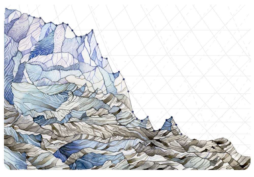 Decrease in Glacier Mass Balance (watercolor).jpg
