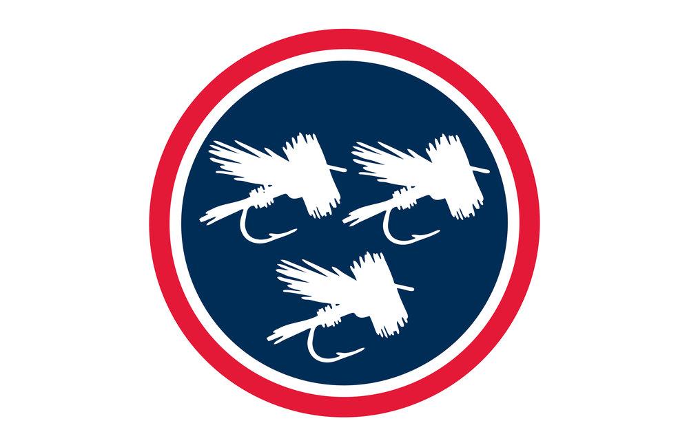 The original TN FLY CO logo