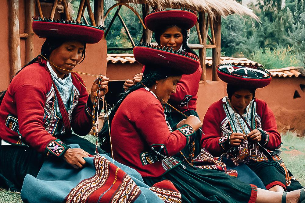 Peruvian Artisans Cusco Alpaca