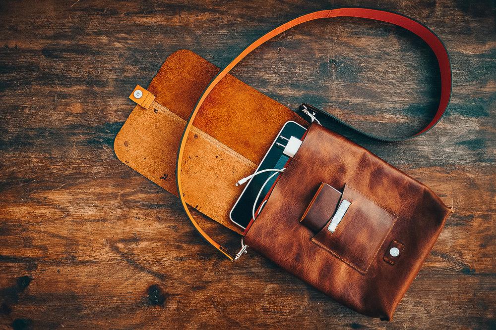 Guatemala Handmade Leather