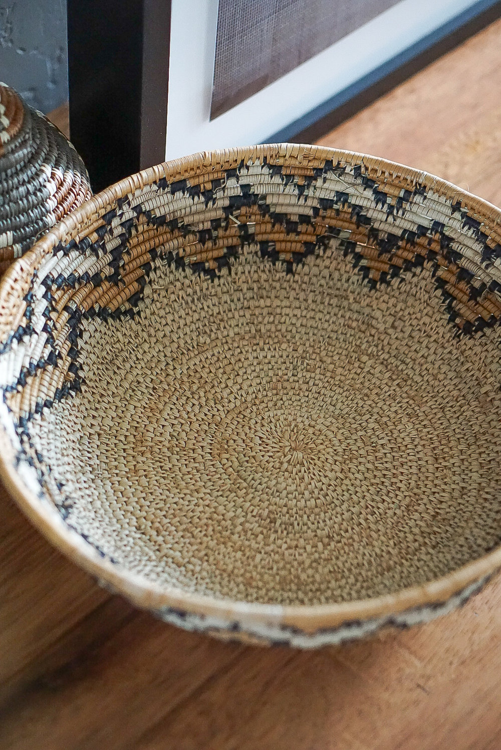 South Africa Palm Basket