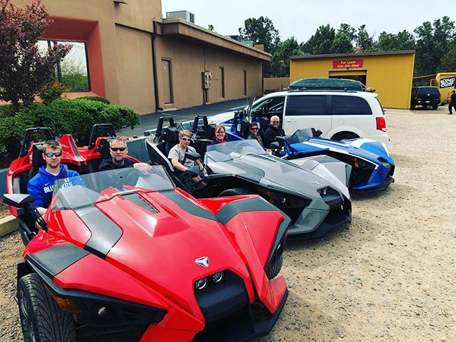 Family Time 😎 going to Jerome aka the Ghost Town 💀  #sedona #polarisslingshot #arizona #visitsedona #phoenix #scottsdale #flagstaff #sandiego #visitsedona #grandcanyon #az