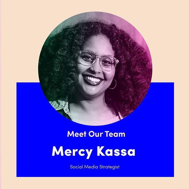 Next up, meet our Social Media Strategist: Mercy Kassa! • - Restaurant: Almaza - their shawarma is the truth; Leo's Tacos, Pip's on La Brea - Friday Activity: #SelfCare20Always - Pop Culture: Marvel's Black Panther - Spirit Animal: Giraffe - Can't Live Without: Air and Music - Twitter/Instagram: @mercikassa - LinkedIn: @mkassa • #teamfriday #lacreatives #socialmediastrategist #imwithher