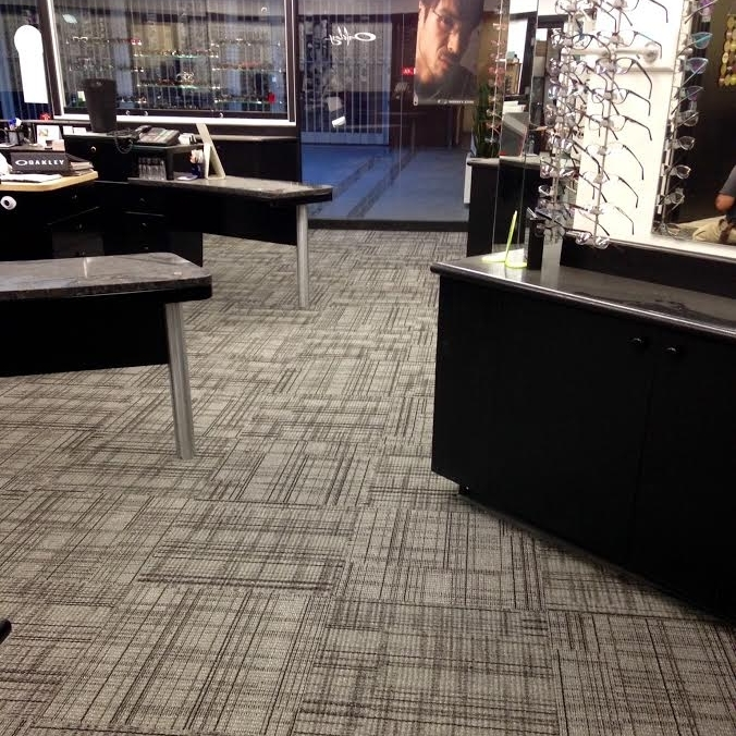 Point optical in Scotia center (featured here) is one example of the custom work we have provided for local businesses. No matter what your commercial needs are, we have the expertiseto get the job done.