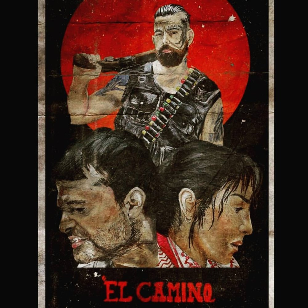 """El Camino"" Director: Jordan Santacana"