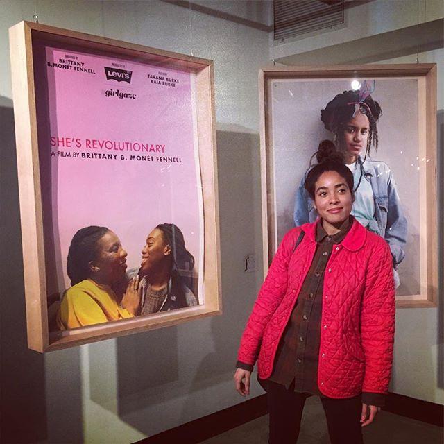 Tonight was a fun night celebrating all the filmmakers involved with @Levi's x @girlgaze digital shorts. Thank you @madeinblackamerica for letting me be part of your world ✊🏽🎬 . . . #losangeles #music #live #experimental #indierock #antijob4life #anti #rocknroll #afropunk #instagood #followme #theantijob #ootd #art #artfilm #avantgarde #film #filmscoring #levis #ishapemyworld #girlgaze