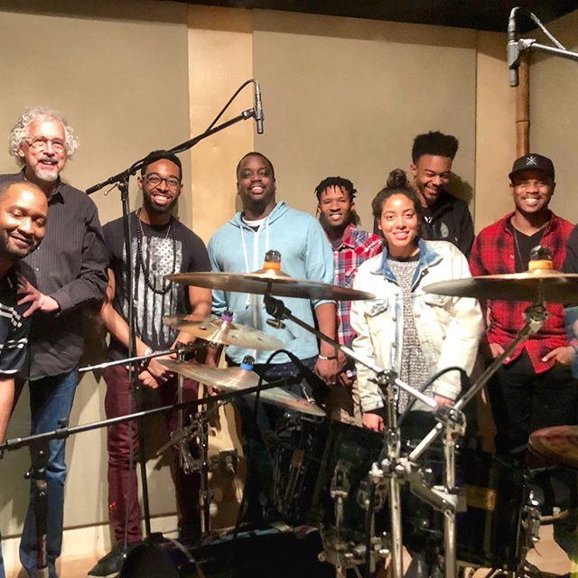 #Greenleaf S3 coming soon! 🎶 Everyday is an adventure ❤️ . . . #losangeles #music #atlanta #rocknroll #afropunk #instagood #followme  #ootd #art #artfilm #avantgarde #film #filmscoring #greenleaf #gospel