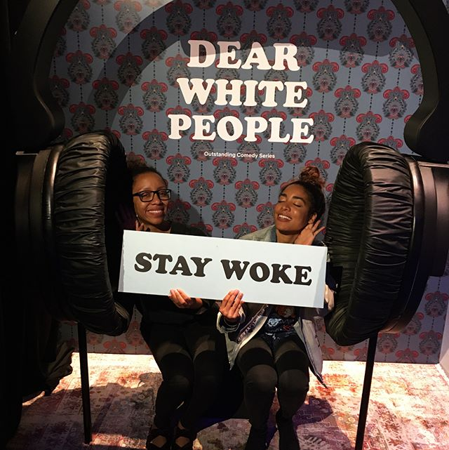 @dearwhitepeople Season 2 #FYC and other shenanigans! 💕👽😎✊🏽