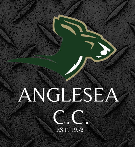 ANGLESEA CC - CUT OFF SEP 9