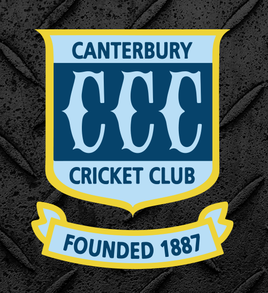 CANTERBURY CC - CUT OFF OCT 21