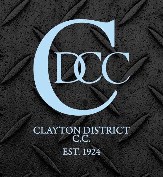 CLAYTON DISTRICT CC -