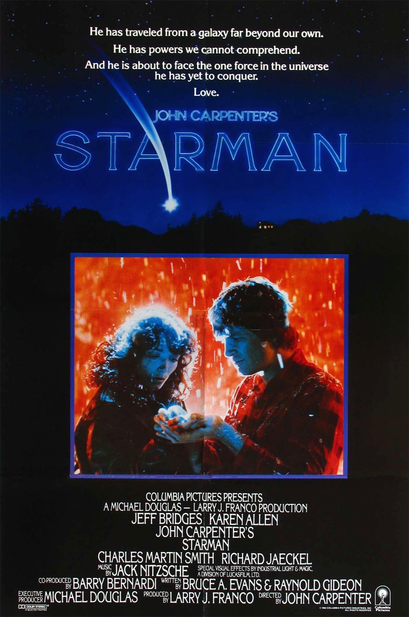 EP 45 - Starman (1984) — THE ALIEN MOVIE PROJECT
