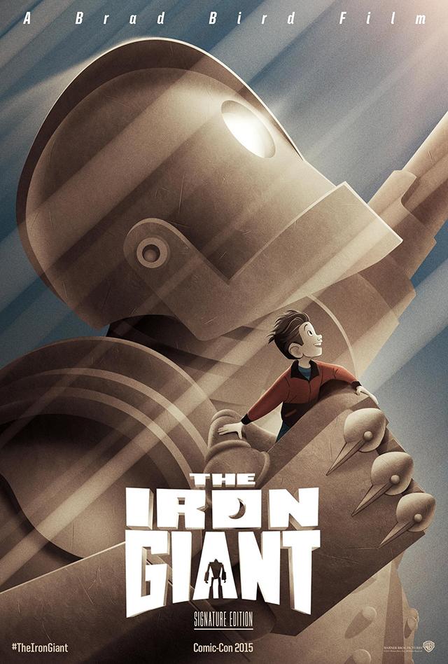 Iron giant war essay