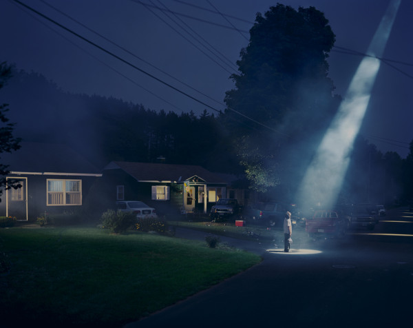 Untitled, from the series Twilight © Gregory Crewdson