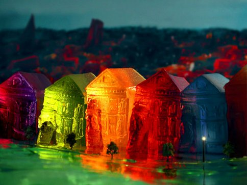 Jell-O San Francisco © Liz Hickock