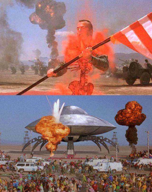 Ep 17 Mars Attacks!
