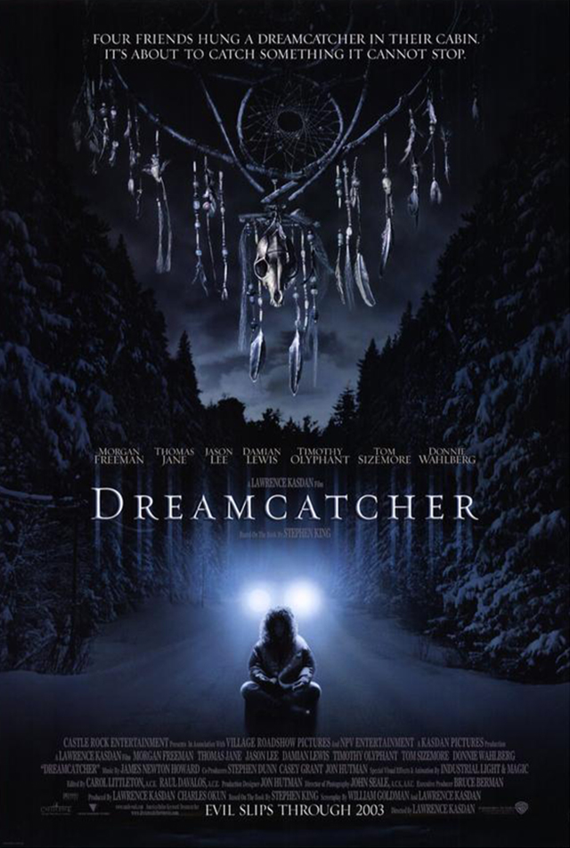 EP 40 Dreamcatcher 40 THE ALIEN MOVIE PROJECT Simple Dream Catchers Film