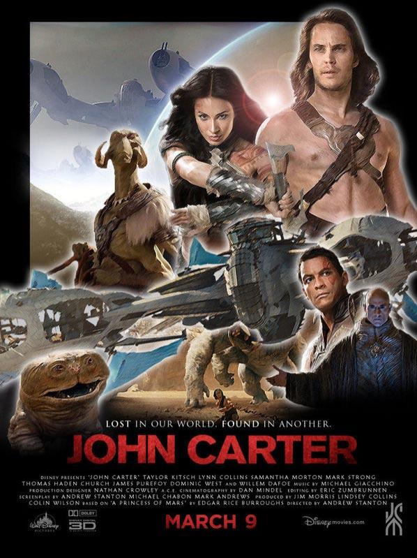 Ep 82 John Carter 2012 The Alien Movie Project