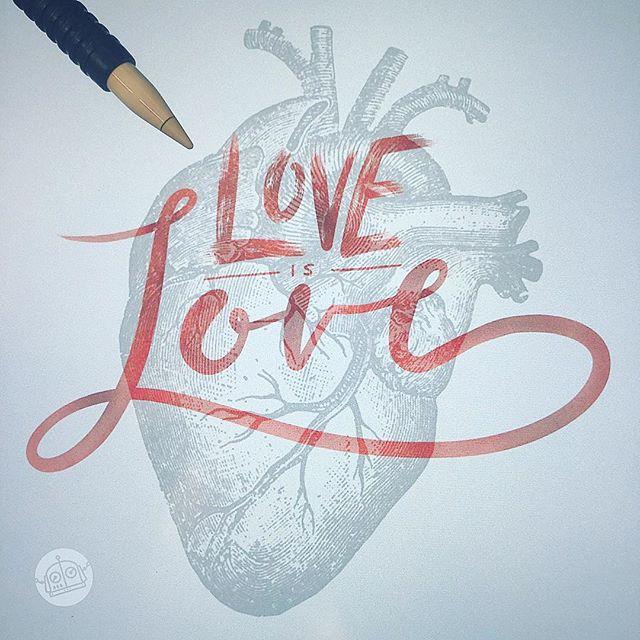 L O V E . . . #lettering #love #handlettering #artstagram #instagood #illustration #loveislove #designer #design #graphicdesign #draw #doodle #drawingoftheday #artoftheday #dailydraw #dailydoodle #ipadpro #applepencil #procreateapp #follow #gallery #share