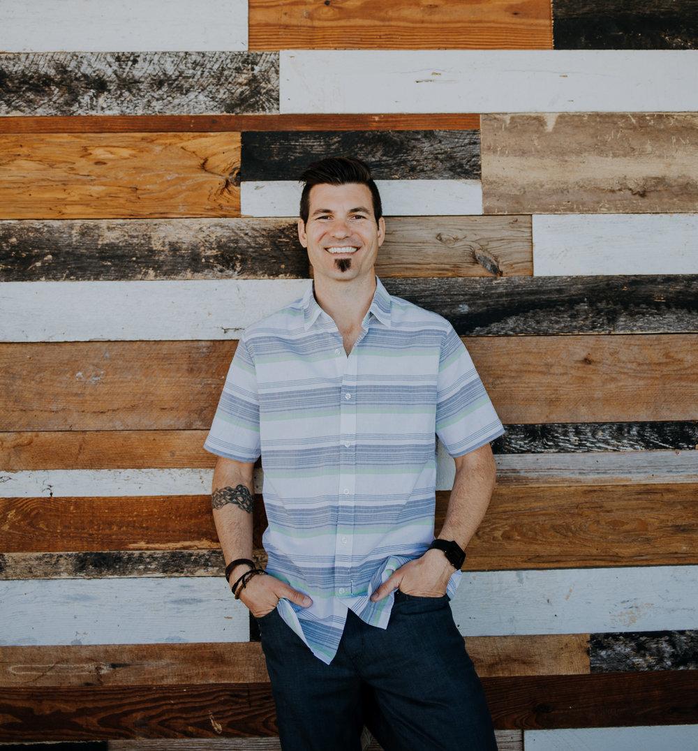 Scott Swanson  Spiritual Formation Pastor