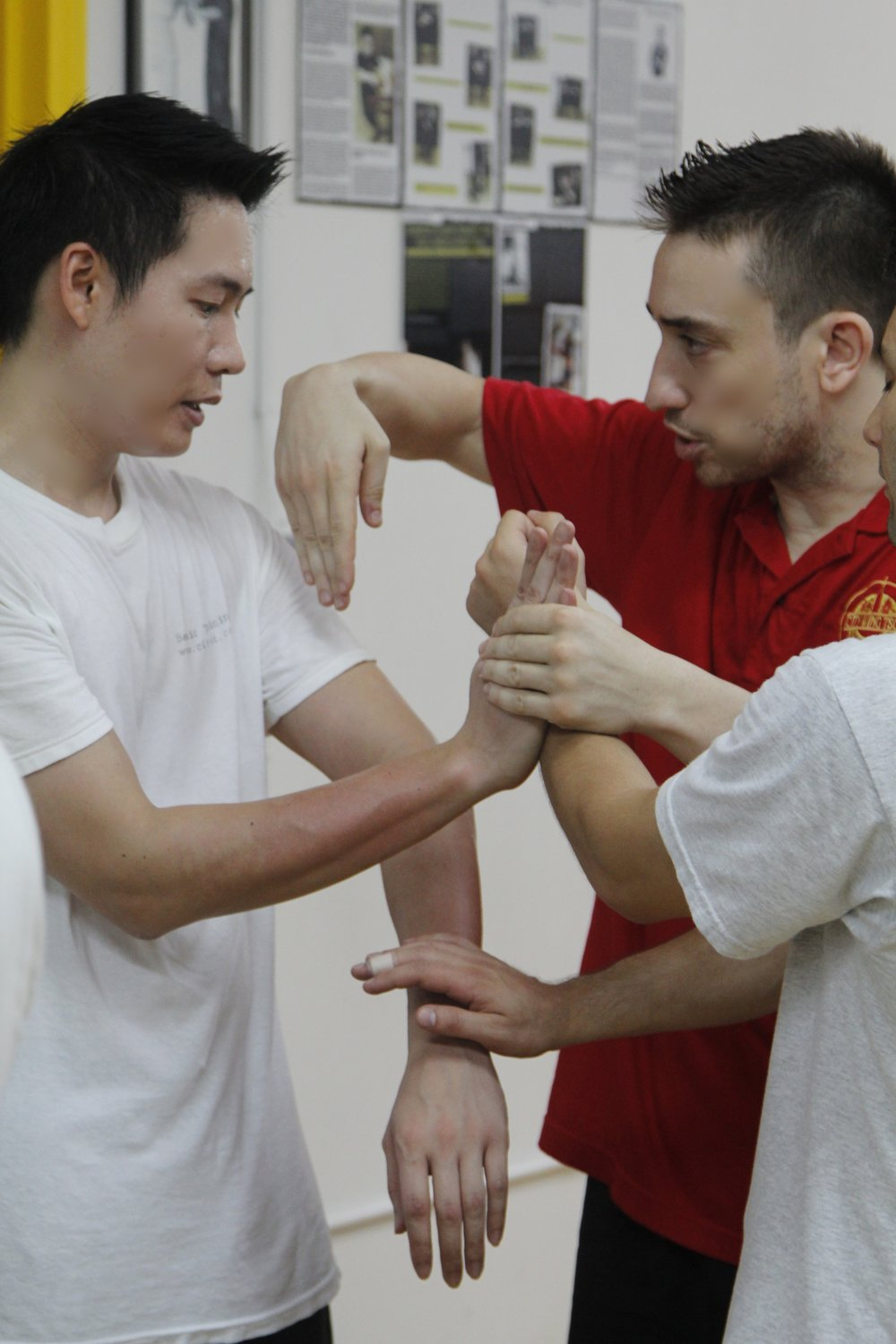 Practical Martial Arts Wing Chun Training NYC