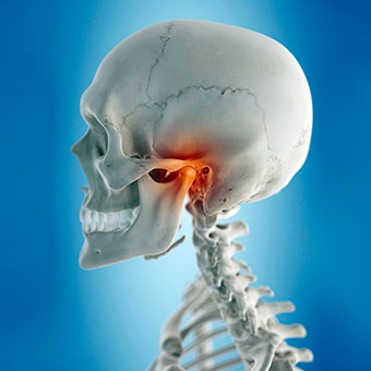 Don't suffer with the pain of TMJ anymore, allow Ian Manning and his team at OrthoCore PT in North Kingstown, RI help you illeviate the discomfort.