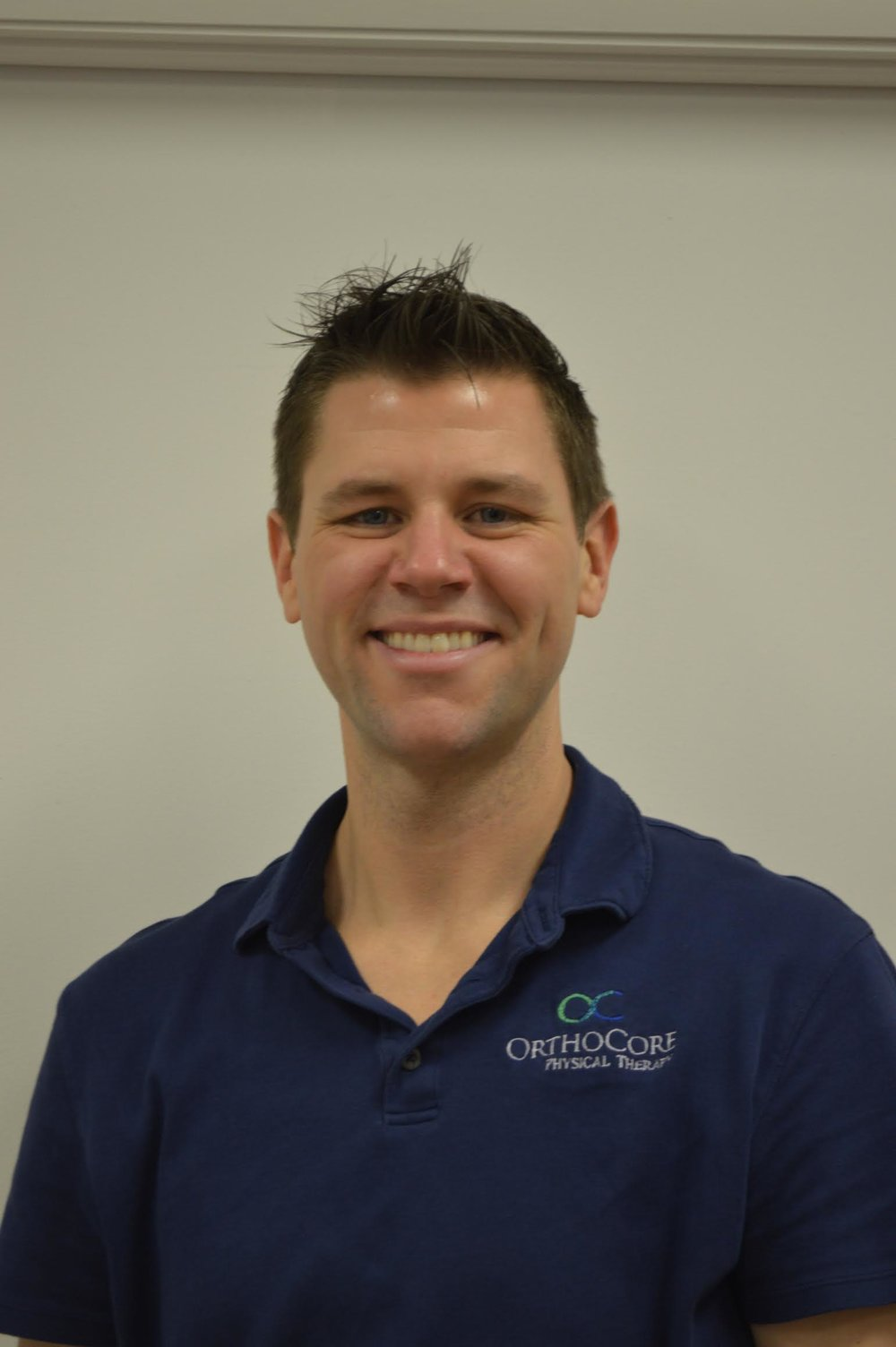 Ian Manning of OrthoCore Physical Therapy in North Kingstown, Rhode Island.