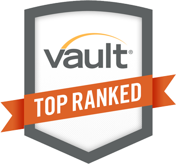 Vault Best Law Firms to Work for Overall Ranking