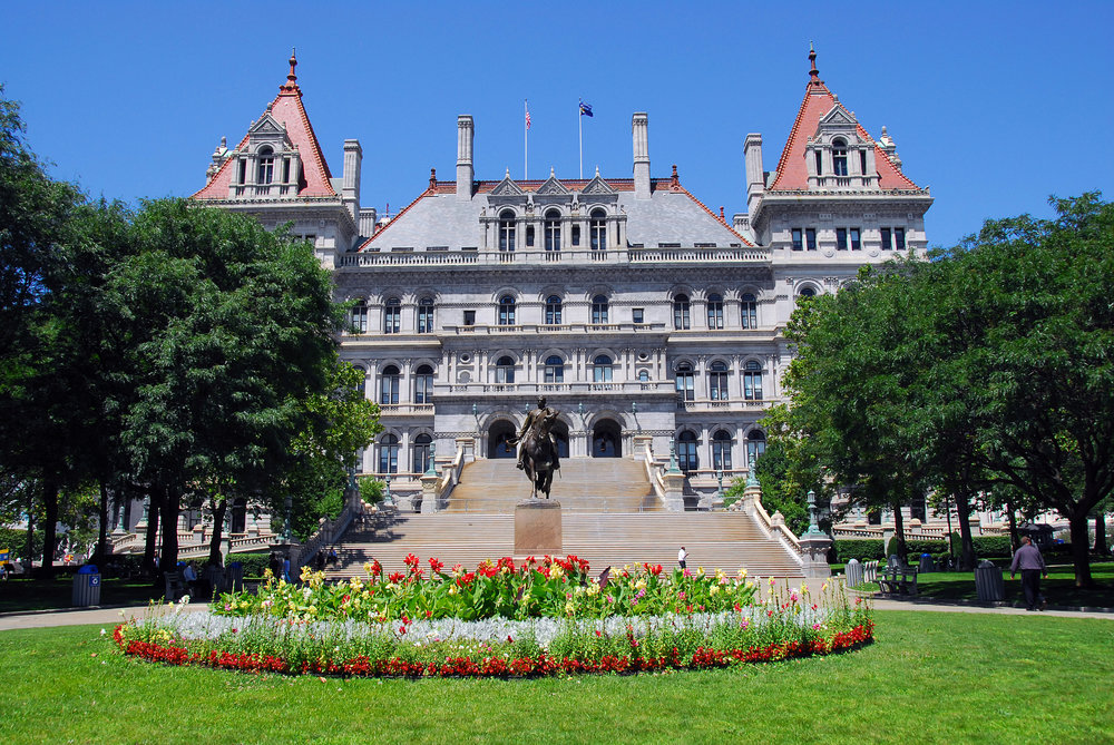New York State Capital Building, Albany