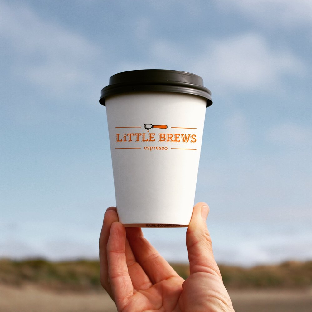Little Brews Espresso Coffee Cup