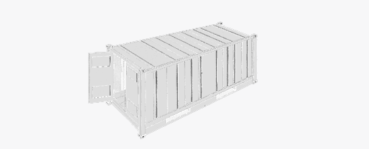 UPGRADED CONTAINER