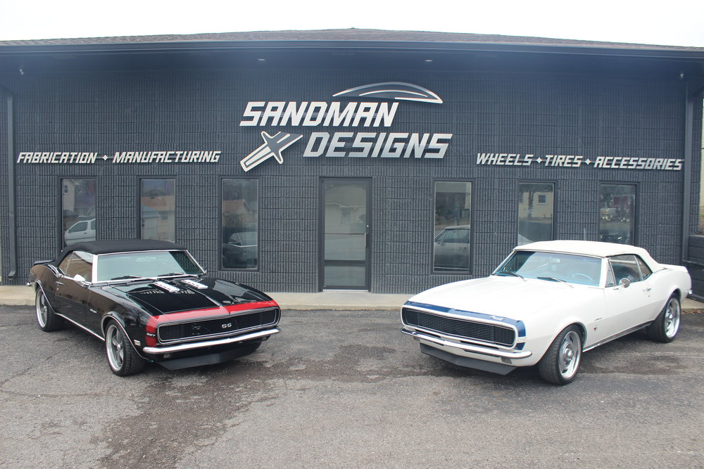Old School Camaro's