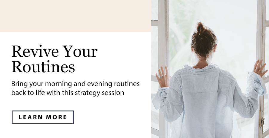 Revive Your Routines | ProductiveandFree