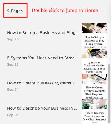 31 Squarespace Tips and Tricks | ProductiveandFree.com