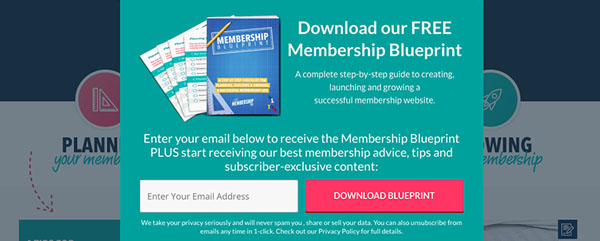 The Membership Guys | Lead Magnet Example
