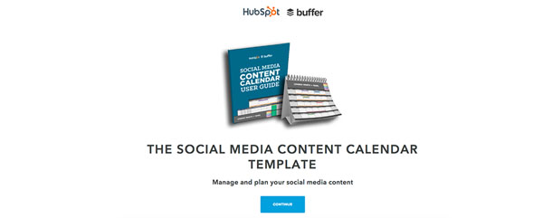 HubSpot | Lead Magnet Example