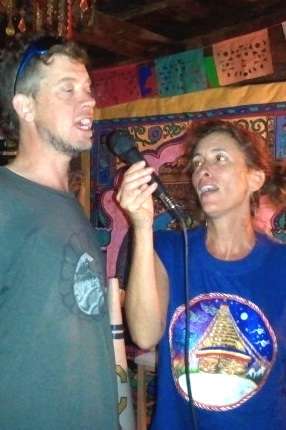 Sound and Karoke Therapy with Lynne Okun