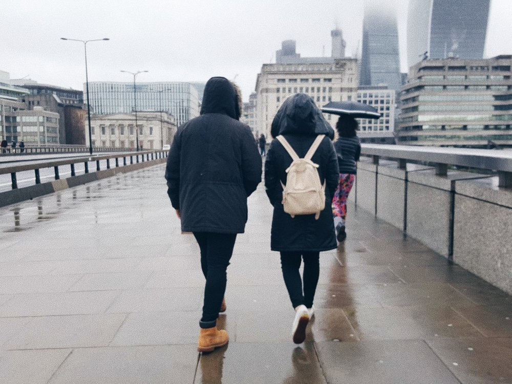 London - Akash & Nana