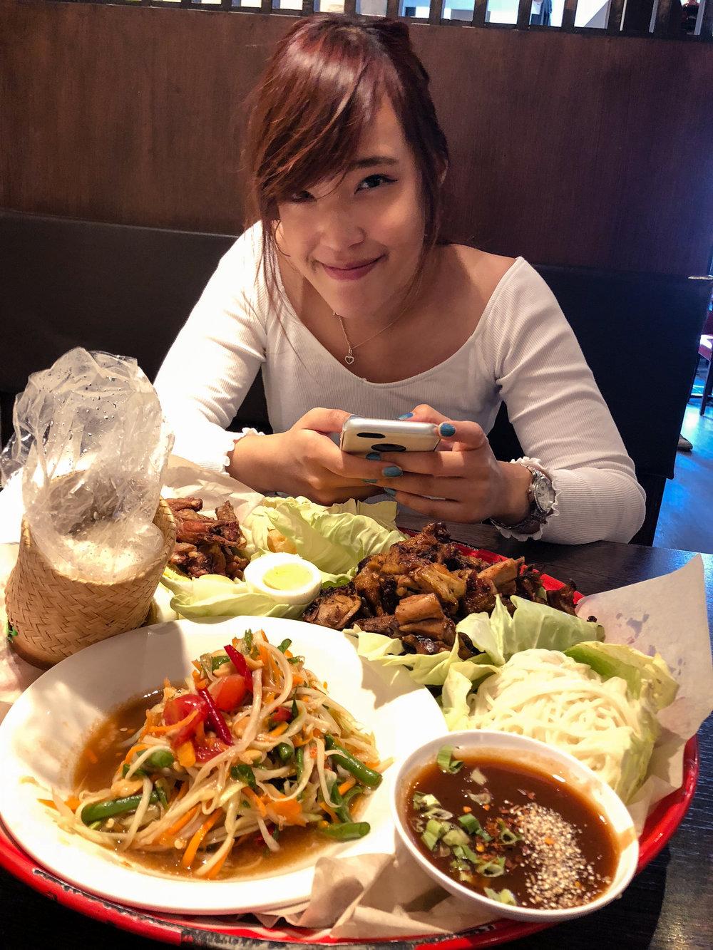Som tum tard & Nana - Horapha Thai Cuisine.jpg