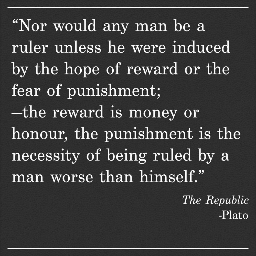 Daily Quote Plato The Republic