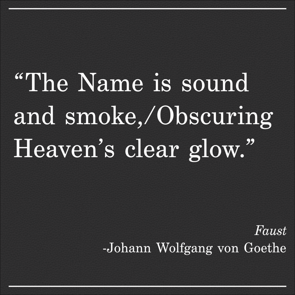 Daily Quote Faust Von Goethe
