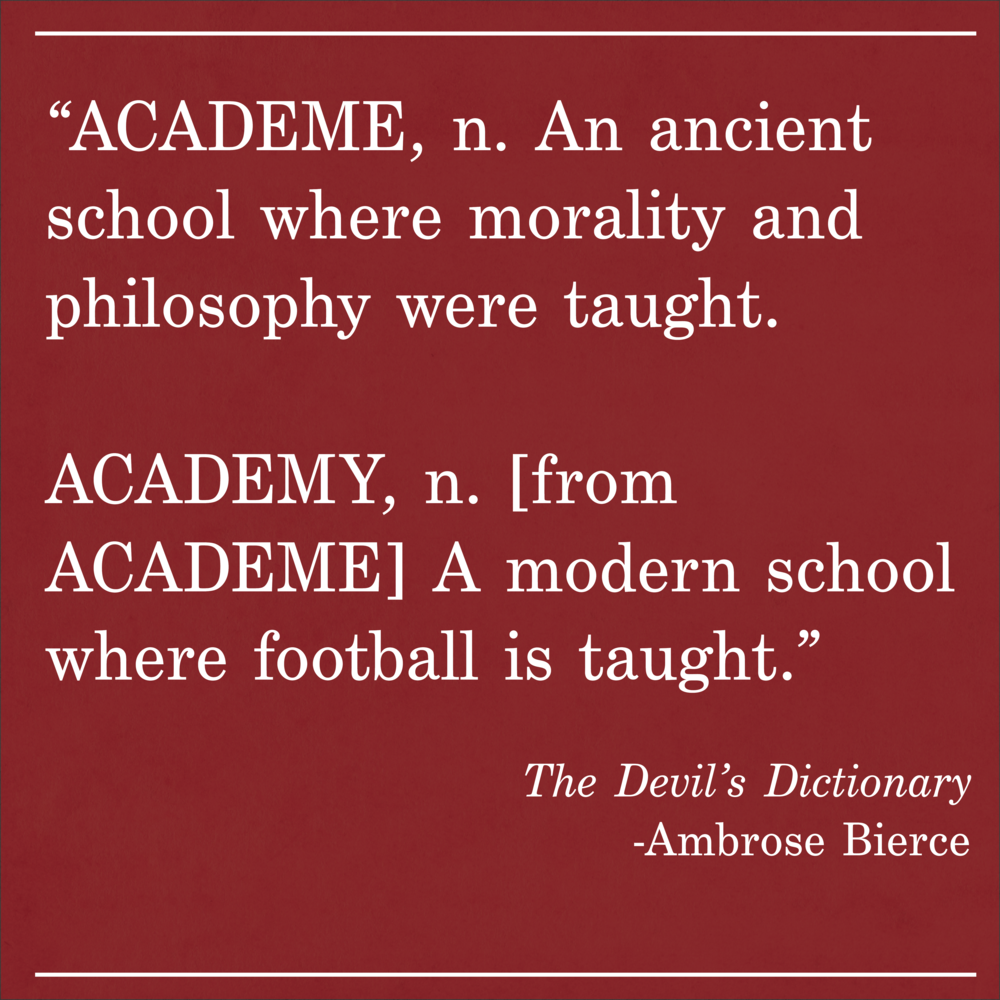 Daily Quote The Devils Dictionary Ambrose Bierce