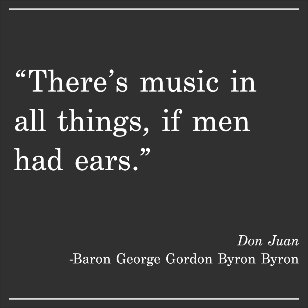 Daily Quote Don Juan by Byron Byron