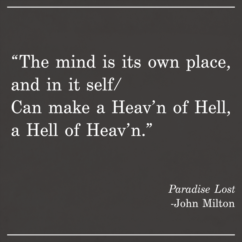 Daily Quote Pradise Lost by John Milton