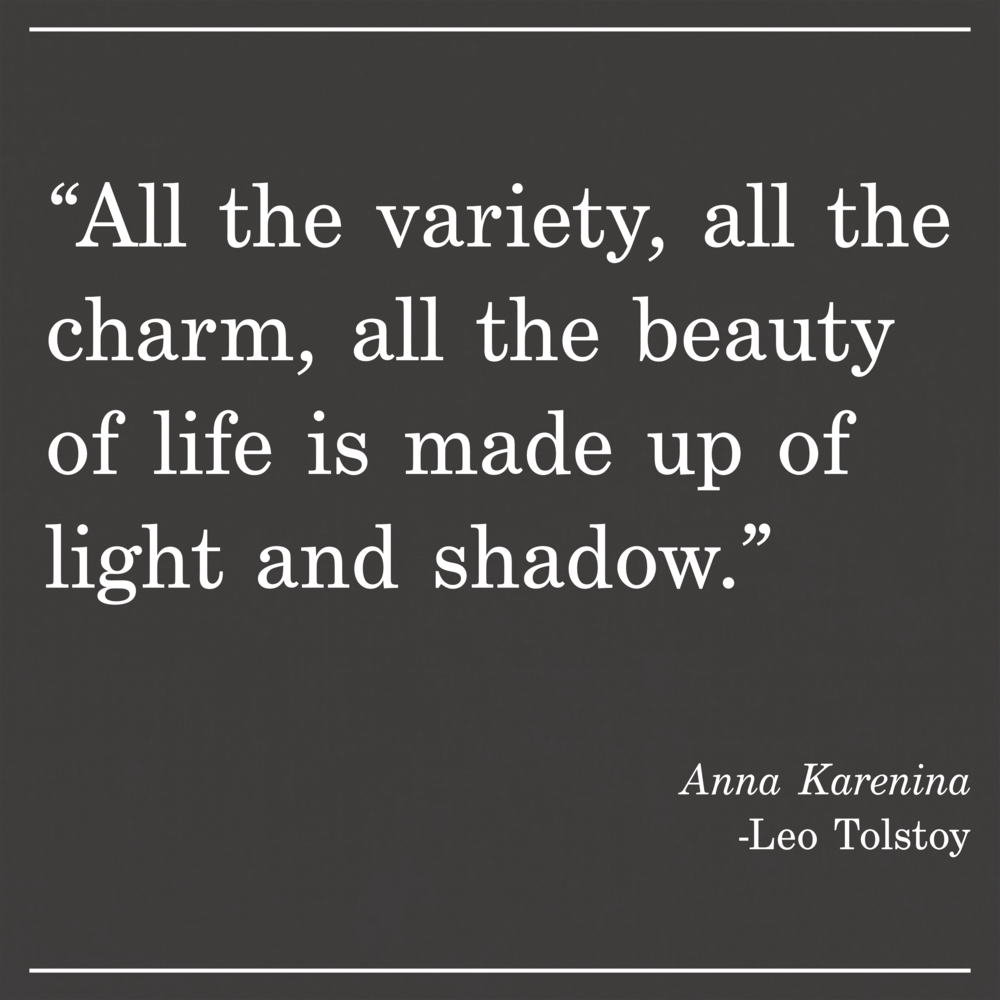 Daily Quote Anna Karenina by Leo Tolstoy