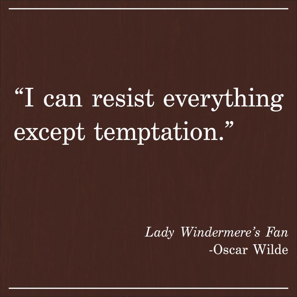 Daily Quote Lady Windermere's Fan by Oscar Wilde
