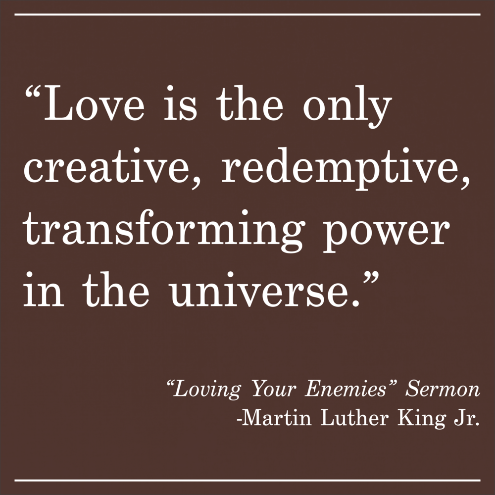 Daily Quote Martin Luther King Jr. from his Sermons